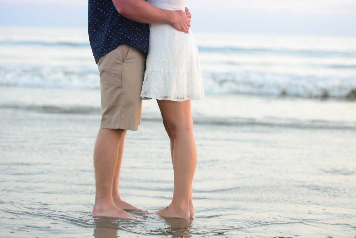 Coronado Engagement Session