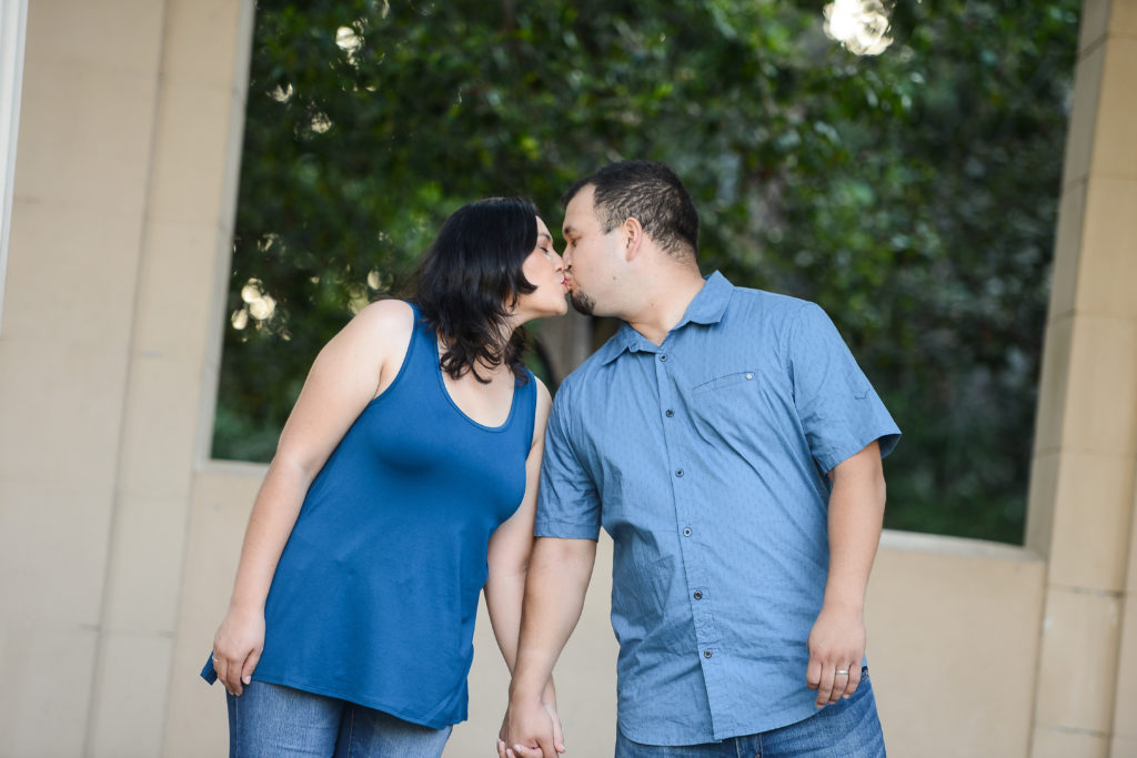 Balboa Park Family Photo session